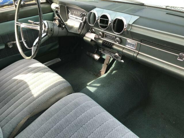 1964 American Motors Rambler Classic 660 8 Cyl Mustang Ii