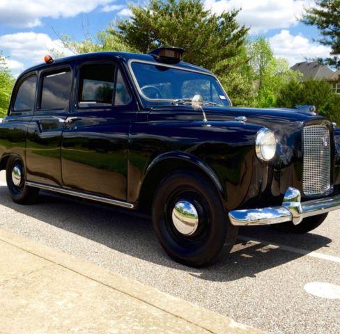 1964 Austin Fx4 London Taxi Classic Austin Fx4 1964 For Sale