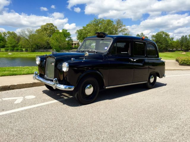 1964 austin fx4 london taxi classic austin fx4 1964 for sale. Black Bedroom Furniture Sets. Home Design Ideas