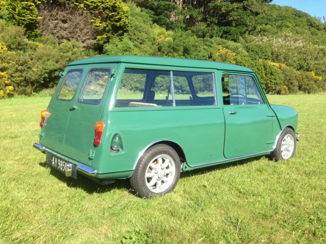1964 Austin Mini Countryman Classic Mini Classic Mini 1964 For Sale