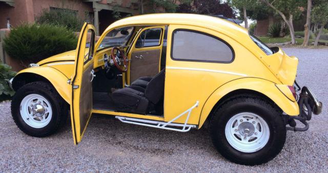 1964 baja bug beetle 1600 dual port clean vw volkswagen classic volkswagen beetle classic. Black Bedroom Furniture Sets. Home Design Ideas