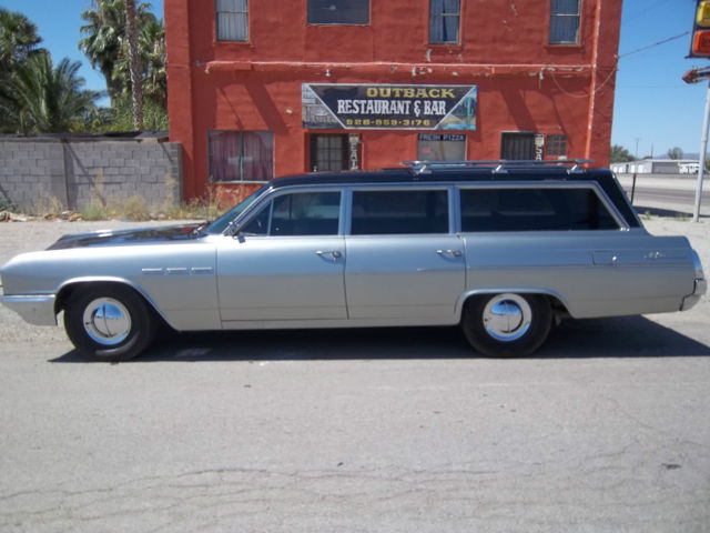 1964 buick la sabre station wagon classic buick lesabre 1964 for sale. Black Bedroom Furniture Sets. Home Design Ideas