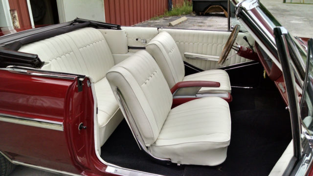 1964 buick skylark convertible nicest available new top paint interior classic buick. Black Bedroom Furniture Sets. Home Design Ideas