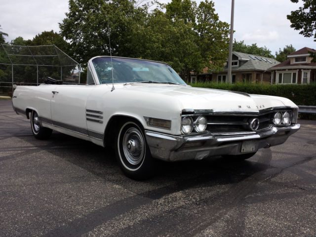 1964 Buick Wildcat -- 1 Owner - Drives Perfect! - Needs Nothing! Get