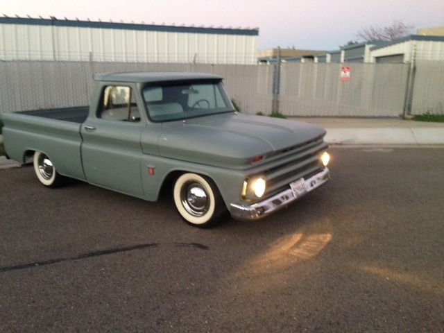 1964 C10 Chevy Truck Short Bed Fleet Side Truck From