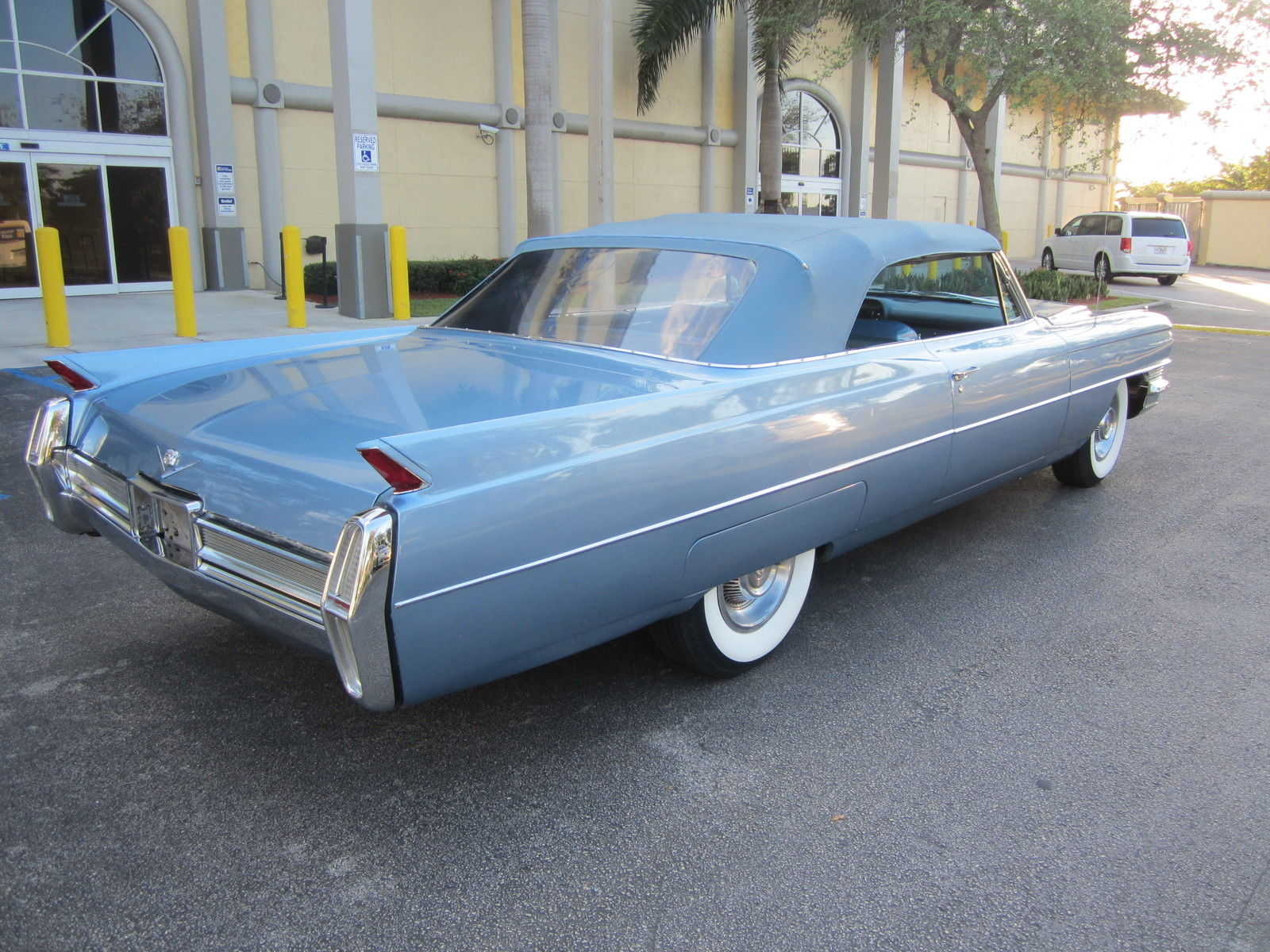 Best Car Transport Companies >> 1964 CADILLAC DEVILLE CONVERTIBLE MINT RUST FREE FLORIDA CAR LIKE NEW MAKE OFFER - Classic ...