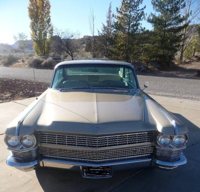 1964 Cadillac Sedan Deville. Frame Off Restoration 5 Years