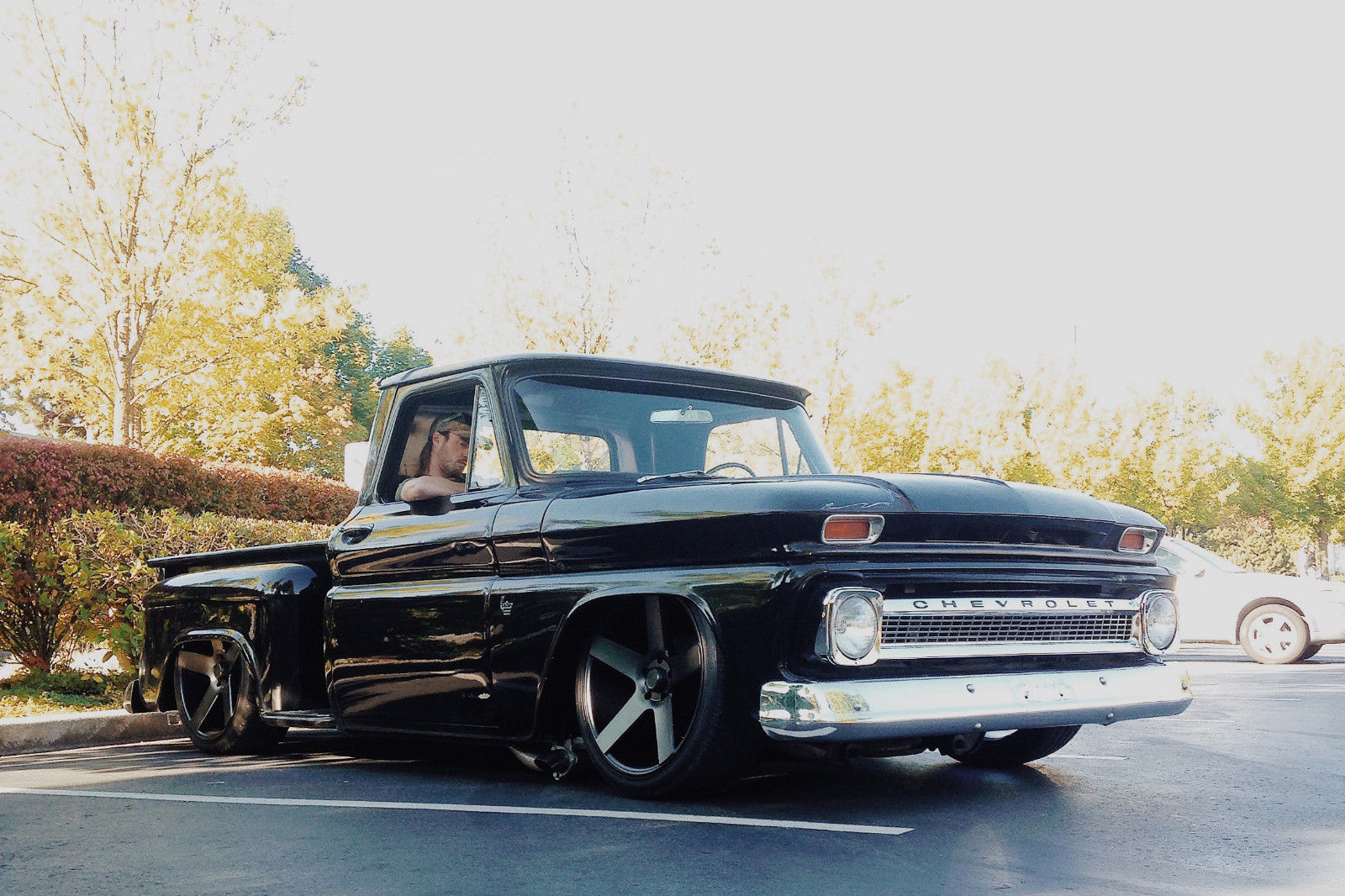 1964 Chevrolet C10 Stepside Clean Bagged On 22s