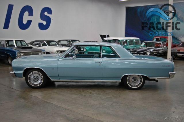1964 Chevrolet Chevelle Super Sport S Matching 283