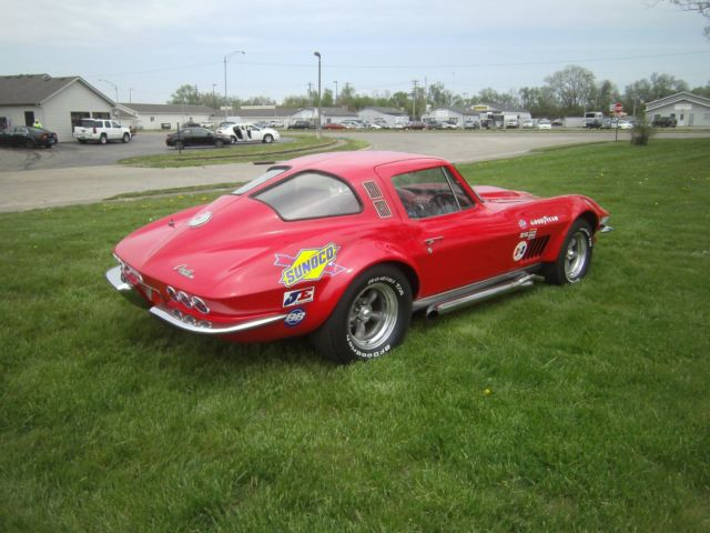 1964 chevrolet corvette split window coupe classic