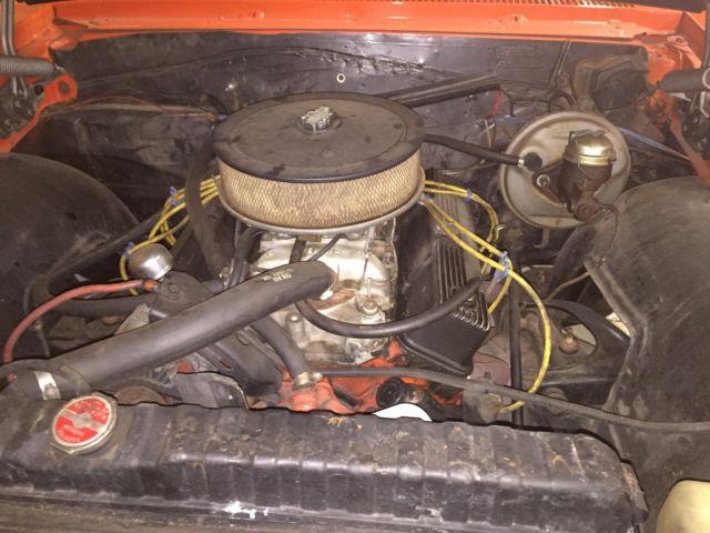 1964 Chevrolet El Camino 305 Engine With Upgrades Automatic