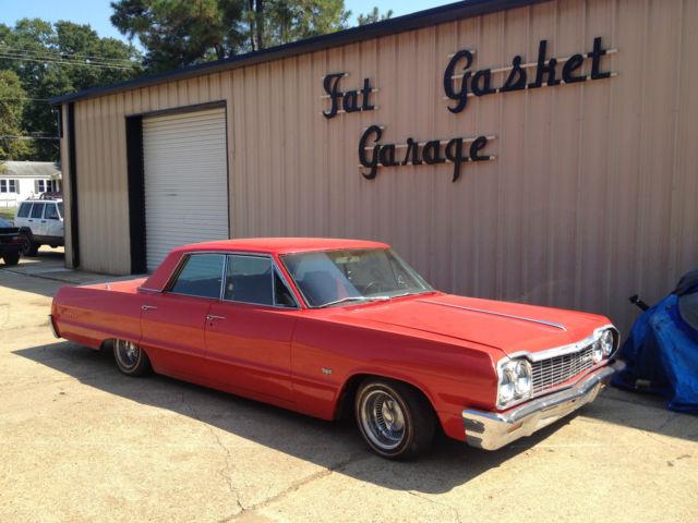 1964 Chevrolet Impala 4 door Sedan Sport no post with