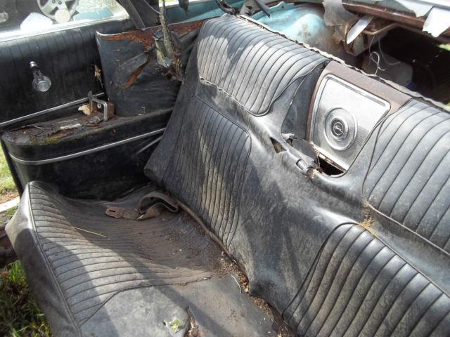1964 Chevrolet Impala SS Convertible Parts car/Project ...