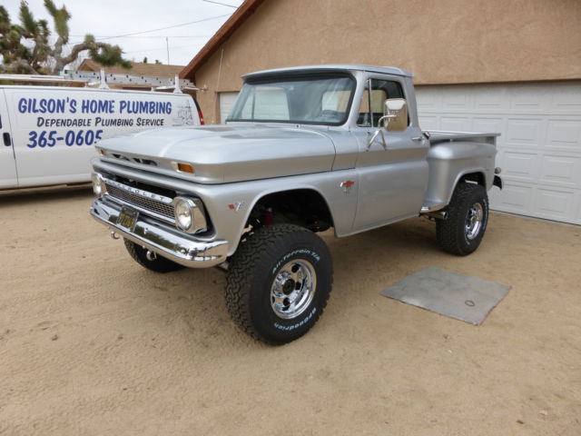 1964 chevy 4x4 truck for sale