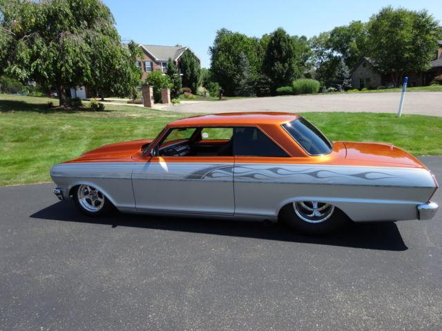 1964 Chevy Ii Nova Custom Pro Street Classic Chevrolet