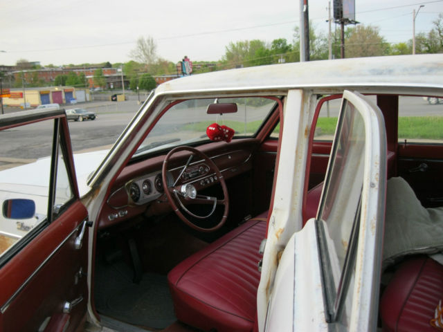 Chevy Nova Ii Door Sedan Rebuilt Inline Miles On Engine