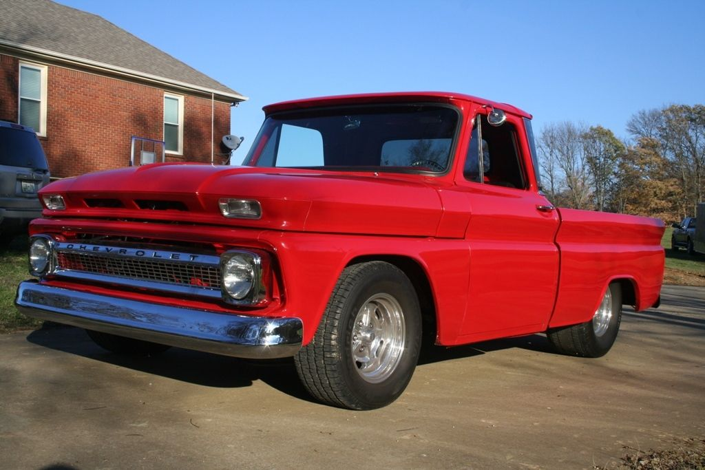 1964 chevy truck c10 pro street classic chevrolet c 10. Black Bedroom Furniture Sets. Home Design Ideas
