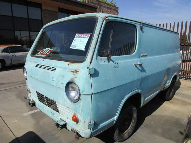 1964 Chevy  Gmc Panel Van