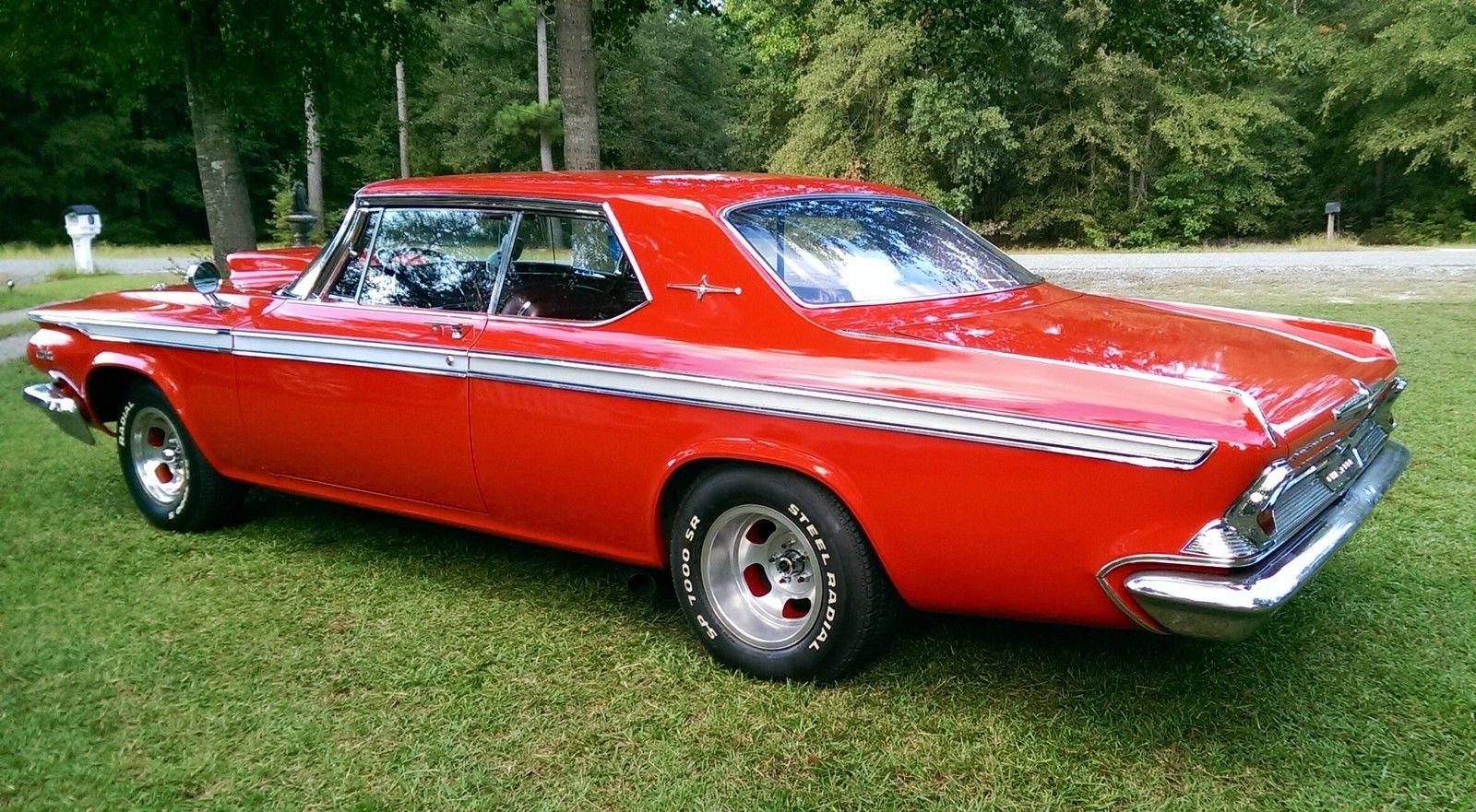 Chrysler Pro Touring No Reserve Auction