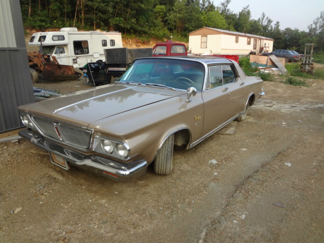 1964 chrysler new yorker salon 413 v8 4 door hardtop