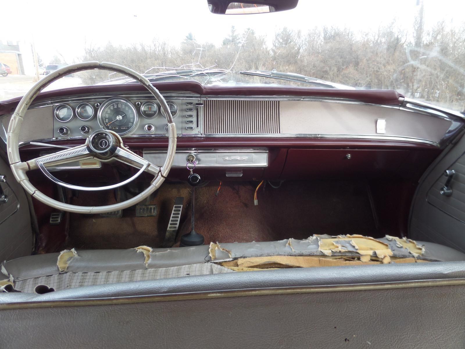 1964 Chrysler Newport Factory 3 Speed Manual Classic