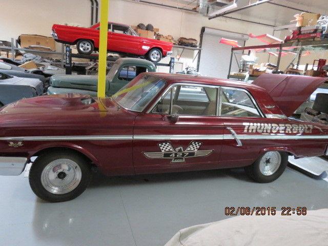 1964 FAIRLANE 500 THUNDERBOLT>TRIBITE - Classic Ford