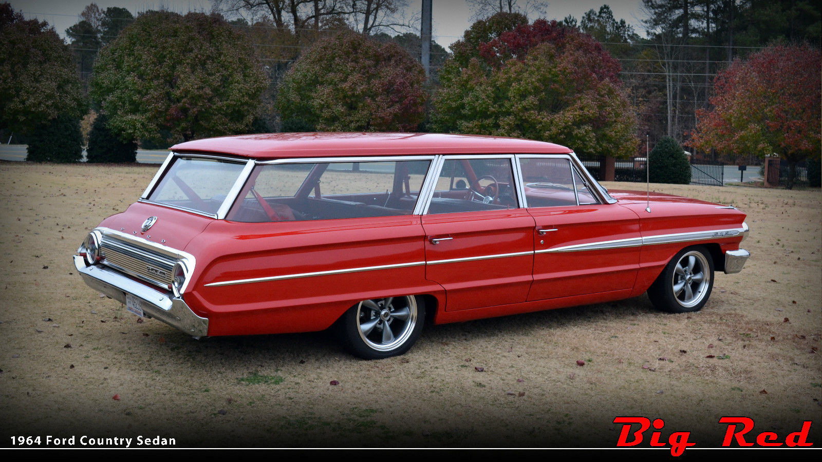 1964 ford country sedan galaxie classic ford galaxie 1964 for sale. Black Bedroom Furniture Sets. Home Design Ideas