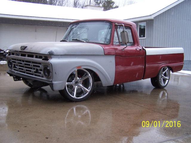 1964 ford f 100 shortbox pickup 460  c 6 p rack  pinion 20
