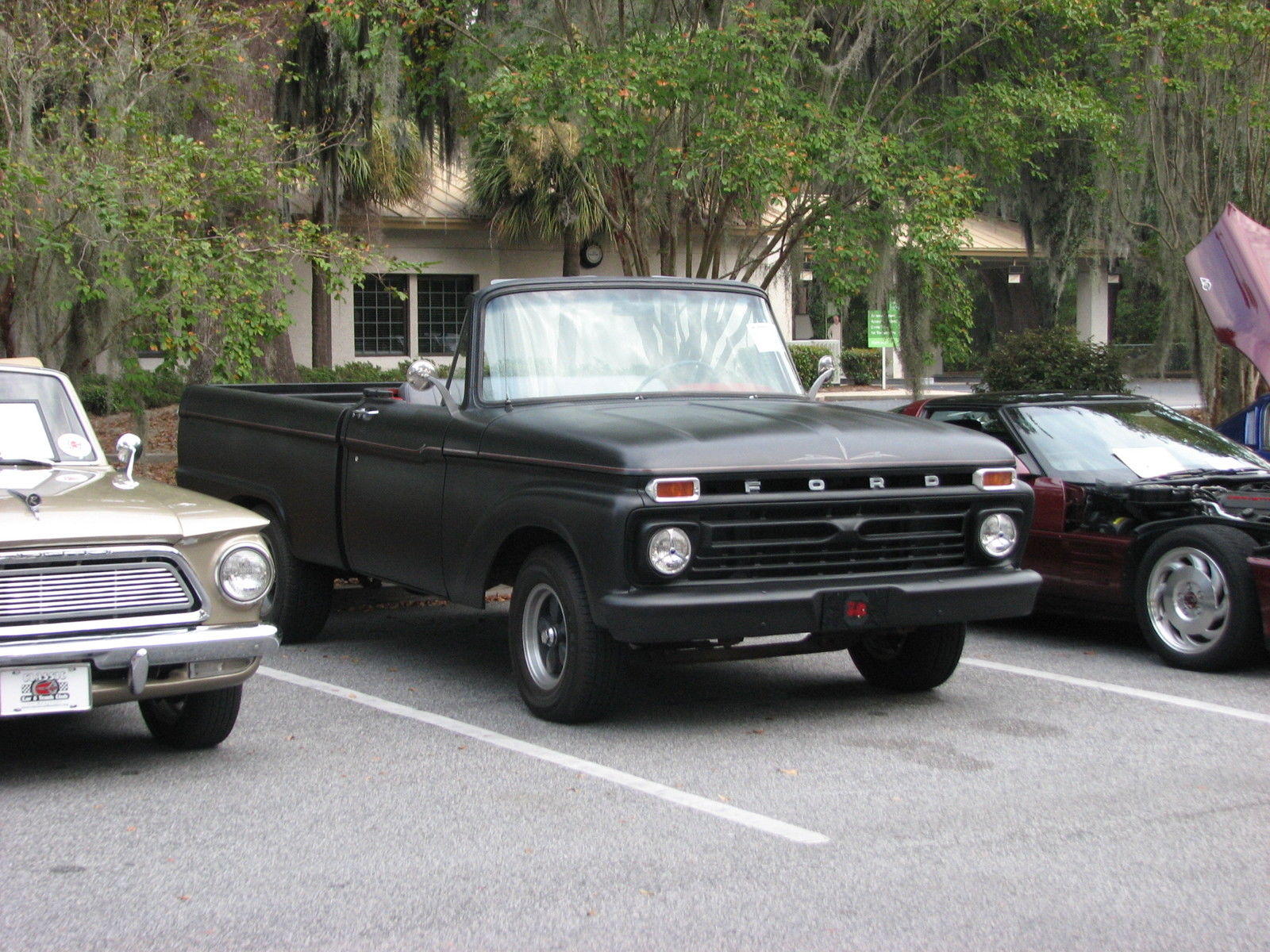 1964 Ford F100 Custom Convertible Classic F 100 For Sale Pickup Truck