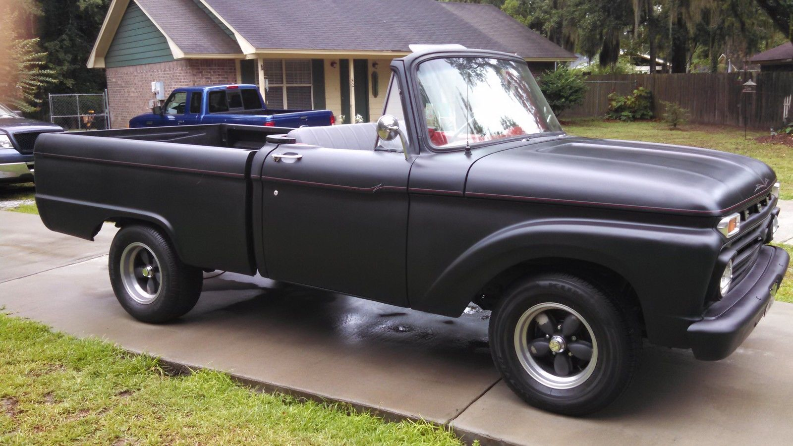 1964 Ford F100 Custom Convertible Classic F 100 For Sale Pickup Truck Prevnext