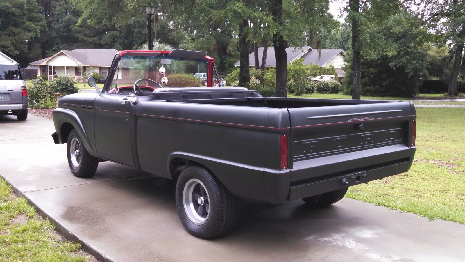 1964 Ford F100 Custom Convertible Classic F 100 For Sale Pickup