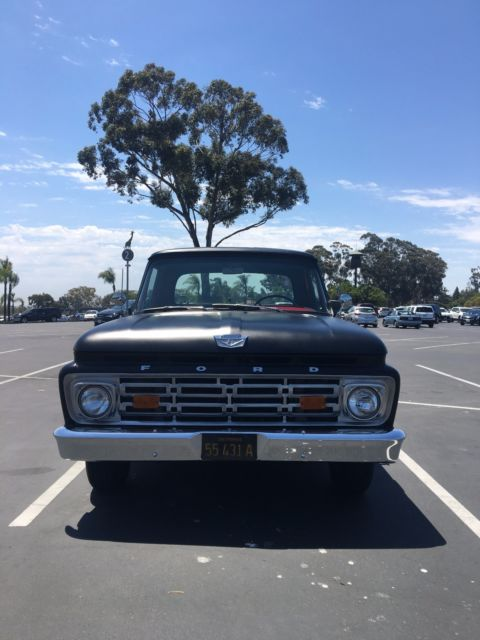 1964 Ford F100 Short Bed Styleside Classic Ford F 100