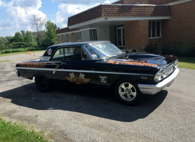 1964 ford fairlane 500 thunderbolt 427 classic ford for Thunderbolt motors and transmissions