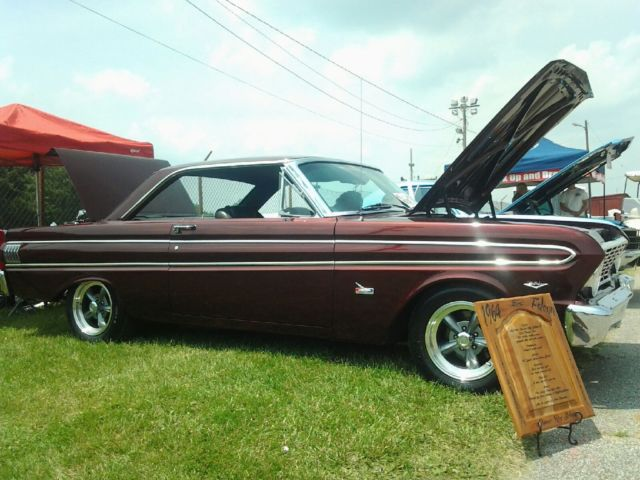 1964 ford falcon 2 door hard top resto mod pro touring hot