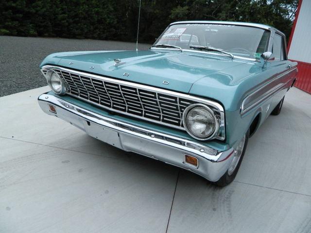1964 Ford Falcon Futura Teal Survivor - Classic Ford Falcon