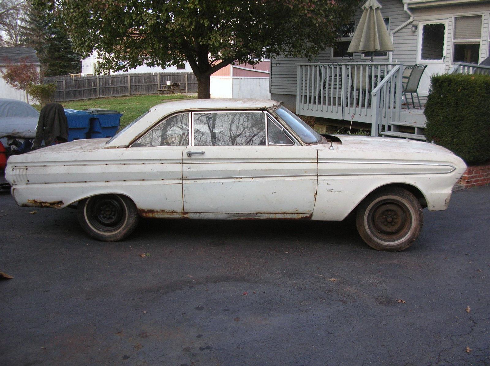 1964 Ford Falcon Sprint Hardtop Classic For Sale Futura