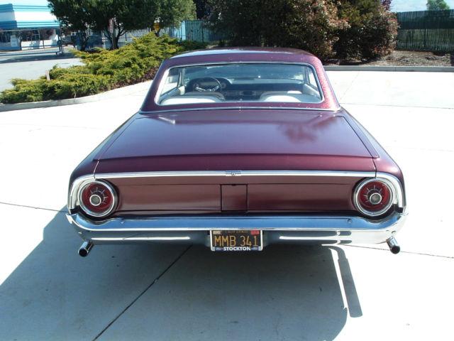 1964 ford galaxie 500 custom