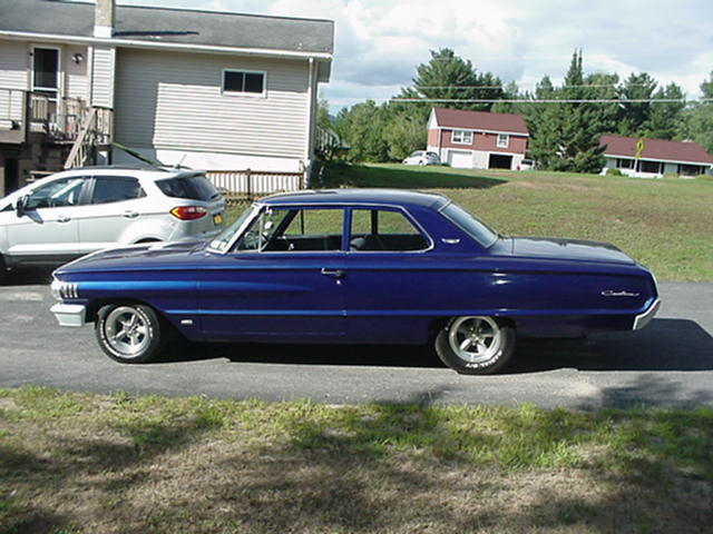 1964 FORD GALAXIE CUSTOM 500 - 460/ C6 - Classic Ford