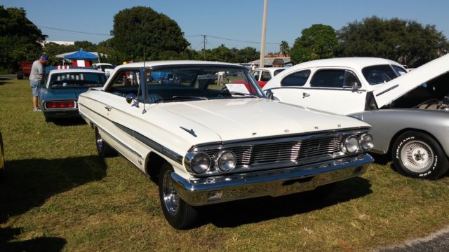 1964 ford galaxie r code 427 4 speed classic ford galaxie 1964 for sale. Black Bedroom Furniture Sets. Home Design Ideas