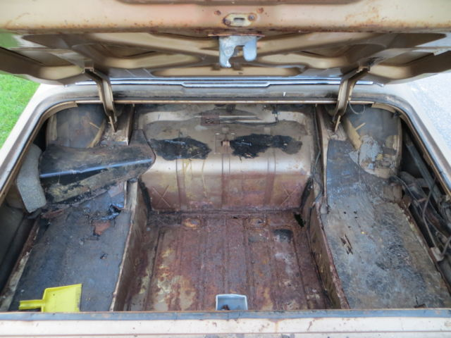 1964 Ford Thunderbird For Parts Or Restoration No Reserve