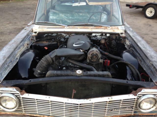 1964 Impala Wagon Ls Swap Lsx 5 3 Changeover V8 Vortec Ls