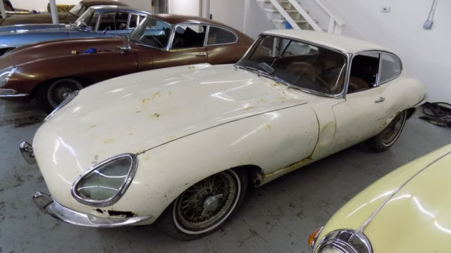 1964 jaguar xke e type series 1 fixed head coupe 3 8 l matching numbers classic jaguar xk 1964 - Jaguar e type fixed head coupe ...
