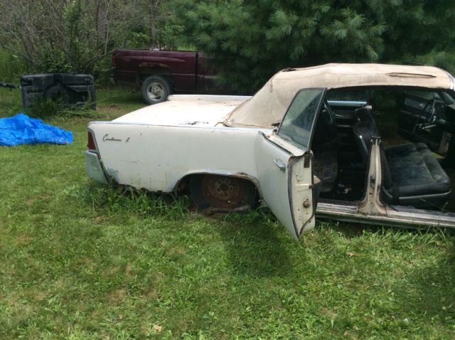 1964 lincoln continental convertible project car parts car classic lincoln continental 1963. Black Bedroom Furniture Sets. Home Design Ideas