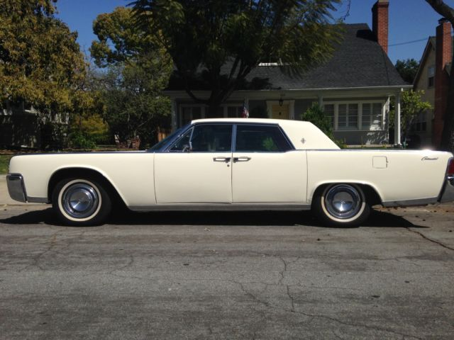 1964 lincoln continental hard top suicide doors nice. Black Bedroom Furniture Sets. Home Design Ideas