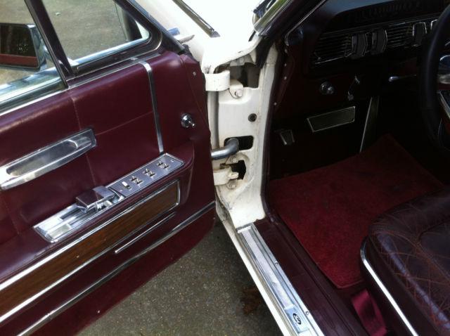1964 lincoln continental hardtop suicide sedan engine and trans rebuilt c. Black Bedroom Furniture Sets. Home Design Ideas