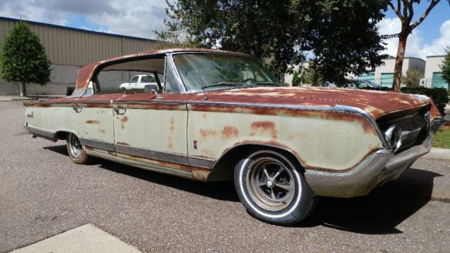 1964 mercury park lane breezeway hardtop