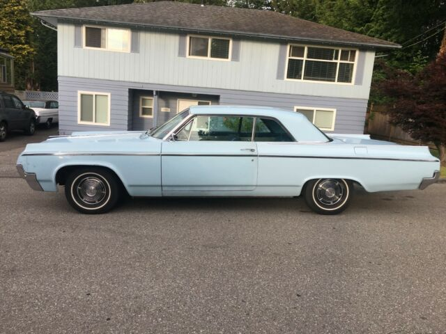 1964 Oldsmobile Dynamic 88 Holiday Coupe Survivor Call 604
