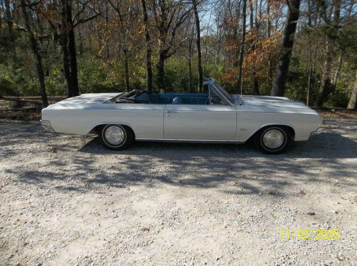 1964 Oldsmobile F85 Cutlass Convertible - Classic Oldsmobile