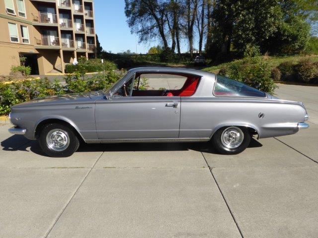 1964 Plymouth Barracuda 273 V-8 - Classic Plymouth Barracuda 1964
