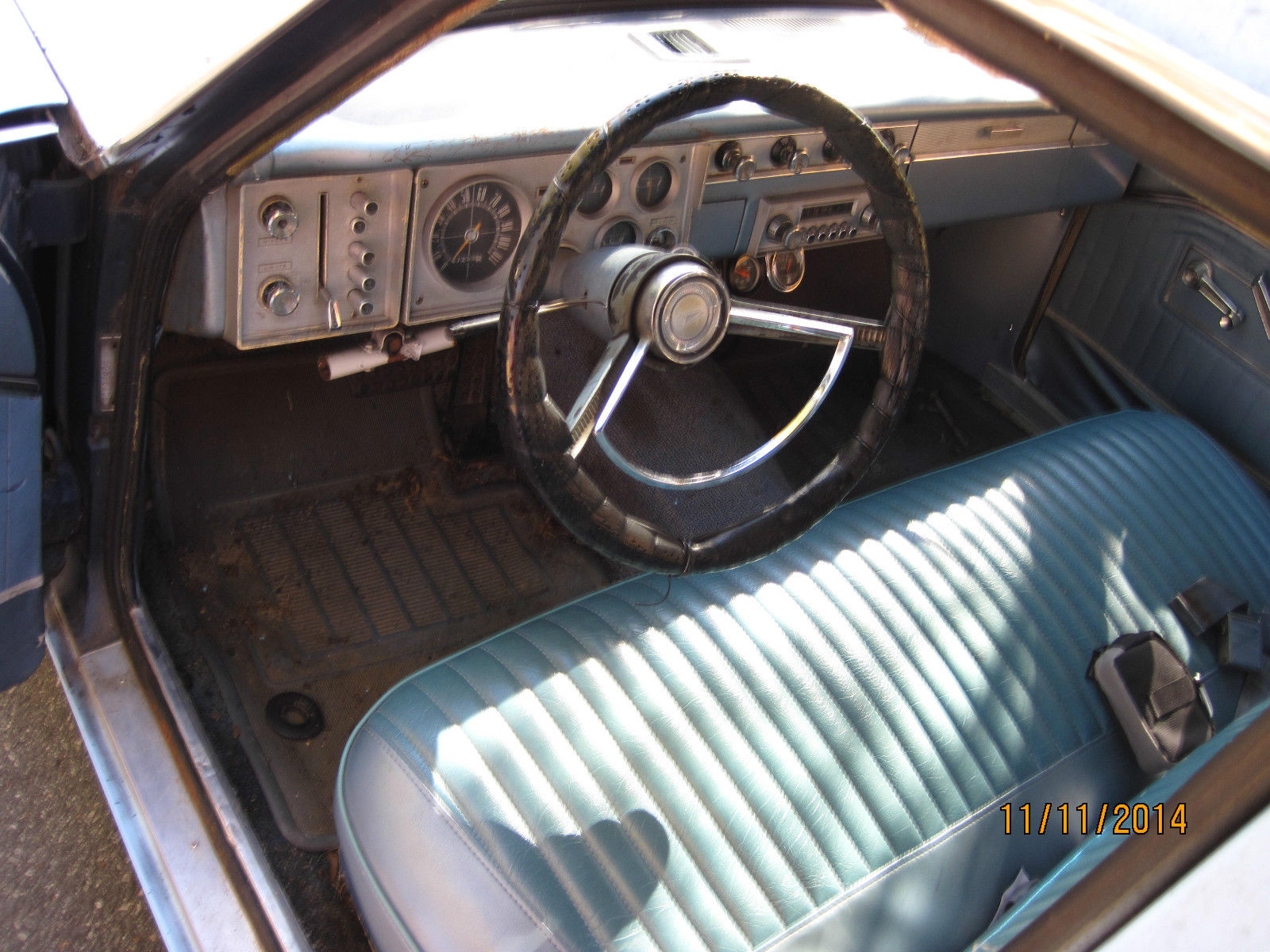 1964 Plymouth Valiant automatic with push-button